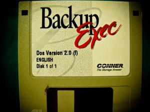 Obsolete Software Disk